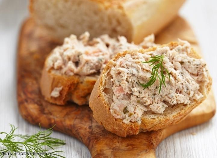 Рийет рыбный – кулинарный рецепт