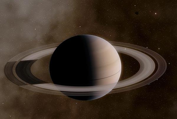 «окольцованный» сатурн