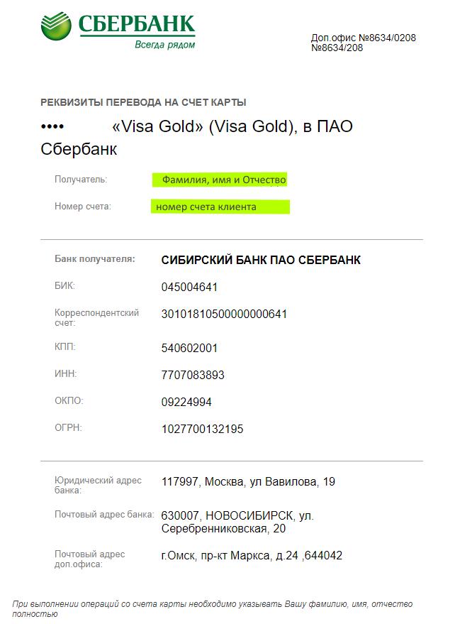 Что такое реквизиты документов, организации, ооо, ип? :: businessman.ru