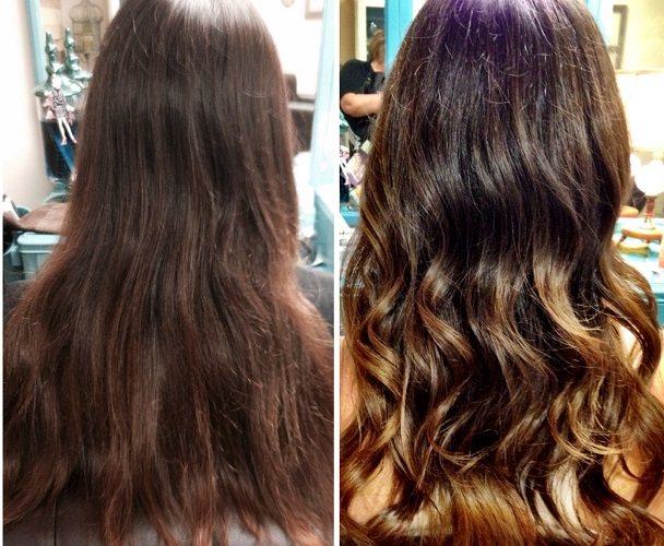 Окрашивание волос балаяж – кому идет, чем отличается от шатуша, на длинные, средние, короткие волосы, кудрявые, прямые, блонд