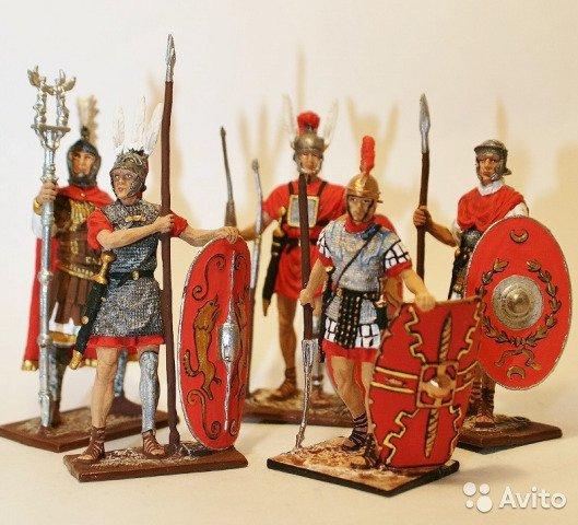 Римский легион — википедия