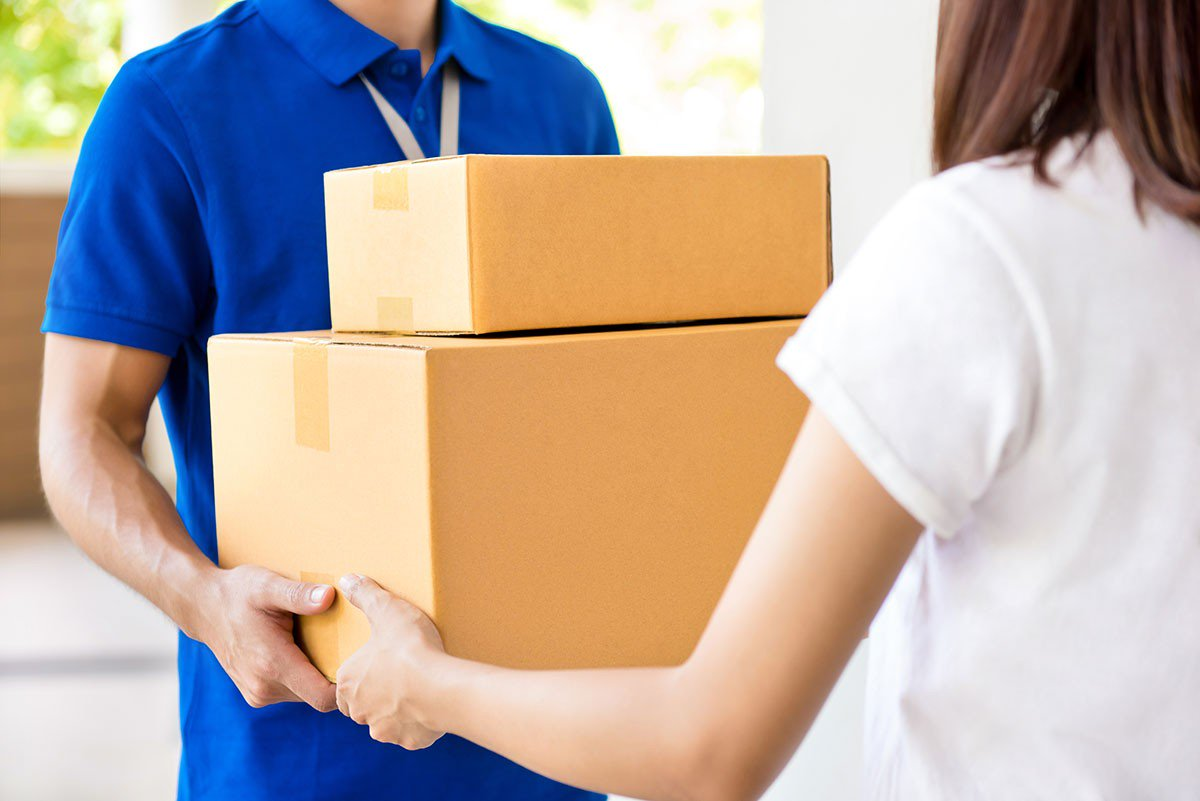 Доставка самовывоз или как получить товар
