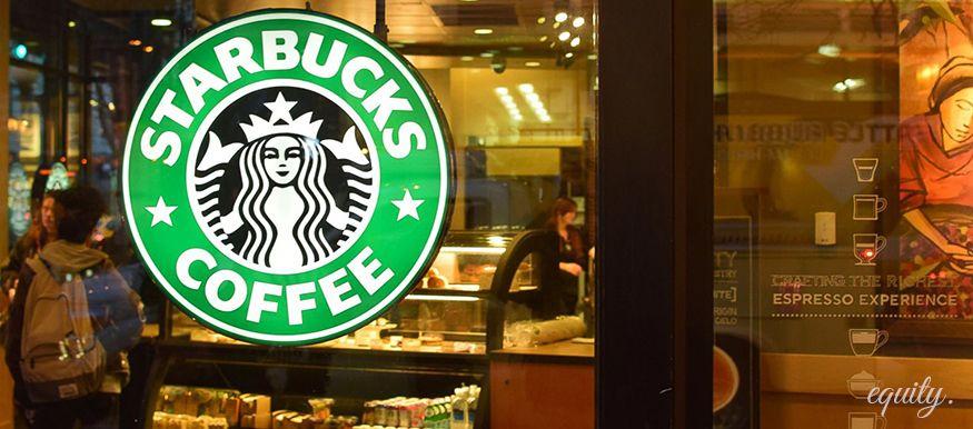 Starbucks в россии