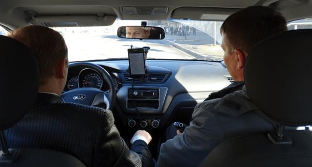 Такси uber в кемерово