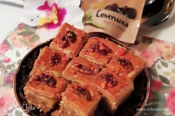 Рецепты классической ароматной медовой коврижки