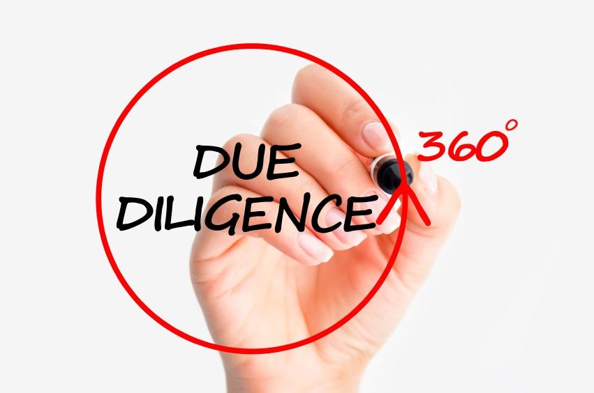 Due diligence – проверка на благонадежность в иммигрант инвест