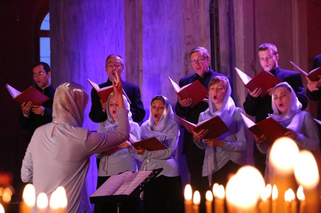 Духовная музыка — википедия. что такое духовная музыка