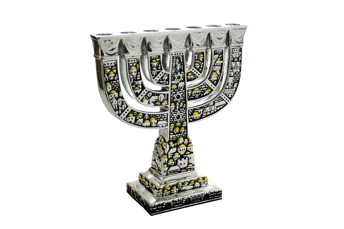 Менора. религии — путеводитель по израилю