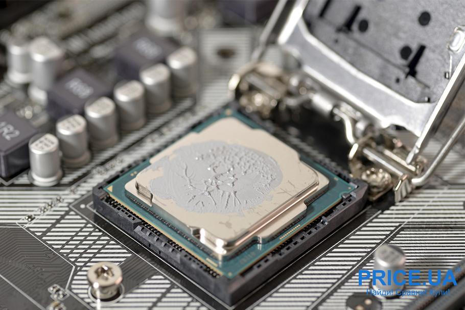 Термопаста для процессора: какая лучше, как наносить