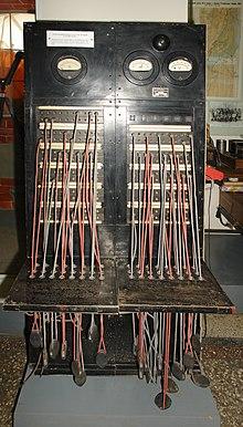 Телеграфная связь