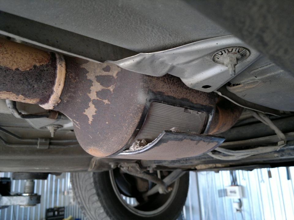 Катализатор в автомобиле: что это? из чего состоит? в чем заключается работа?   авточас