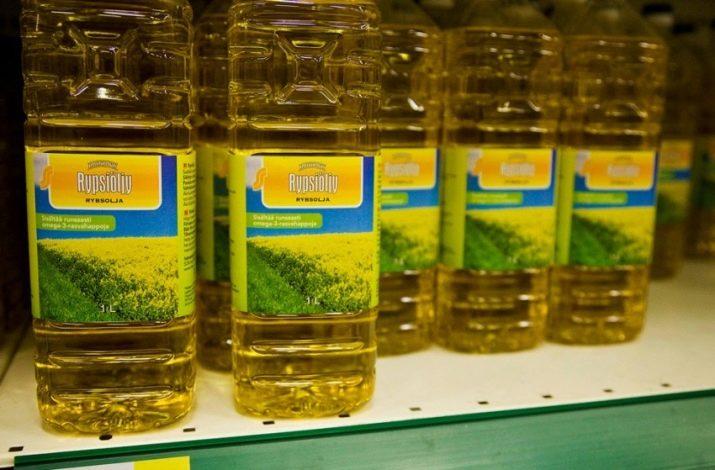 Рапсовое масло вред и польза для организма применение