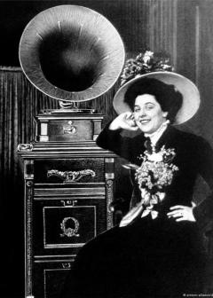 Граммофоны: кто изобрел и как работают?