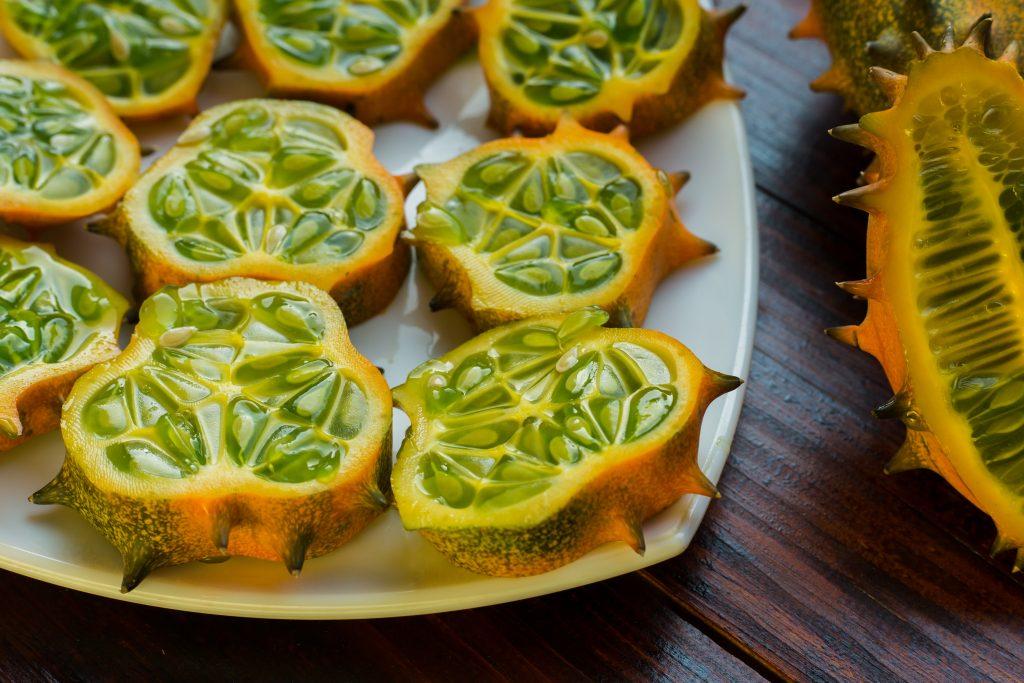 Кивано — что такое и как его едят