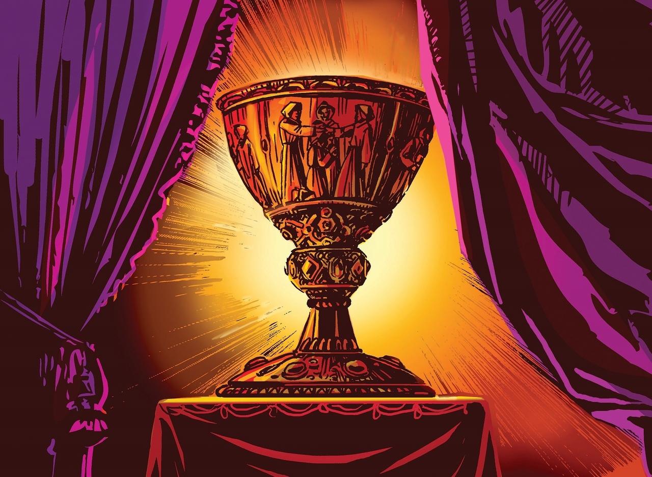 Святой грааль — википедия. что такое святой грааль