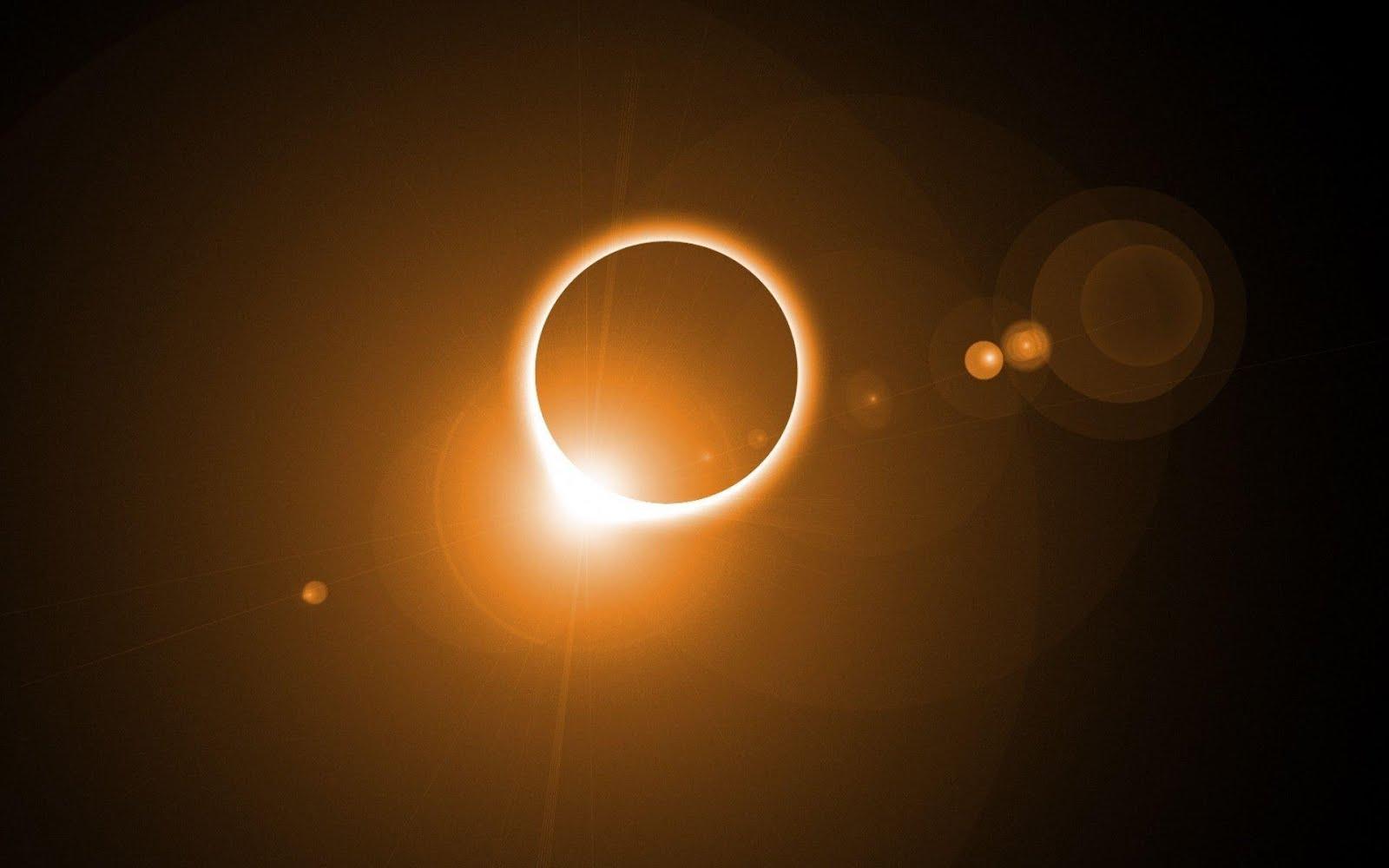 Солнечное затмение - что это такое и как оно происходит?