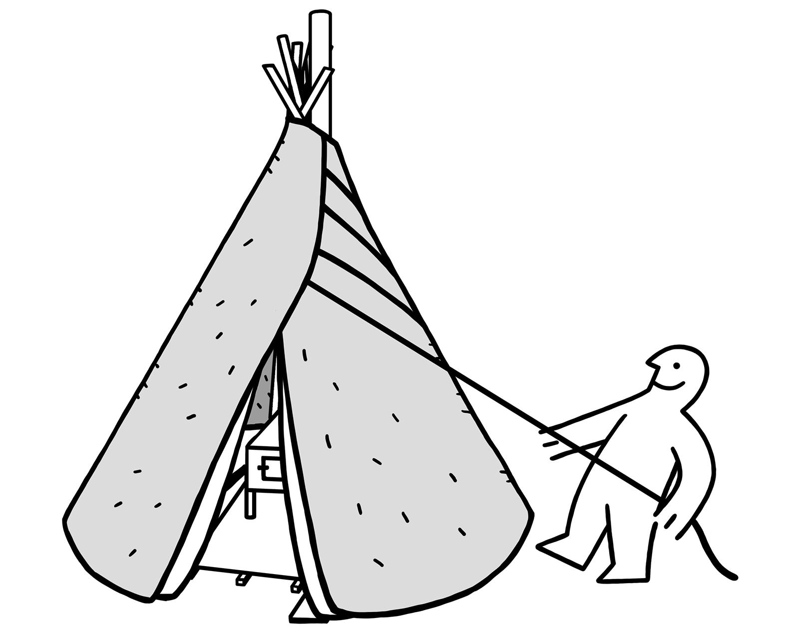 Чум, яранга, иглу - малоизвестные факты о быте северных народов