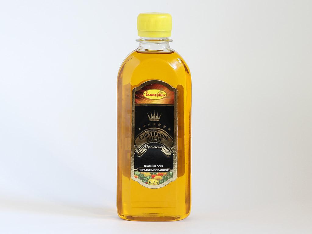 Масло сафлоровое - полезные и опасные свойства