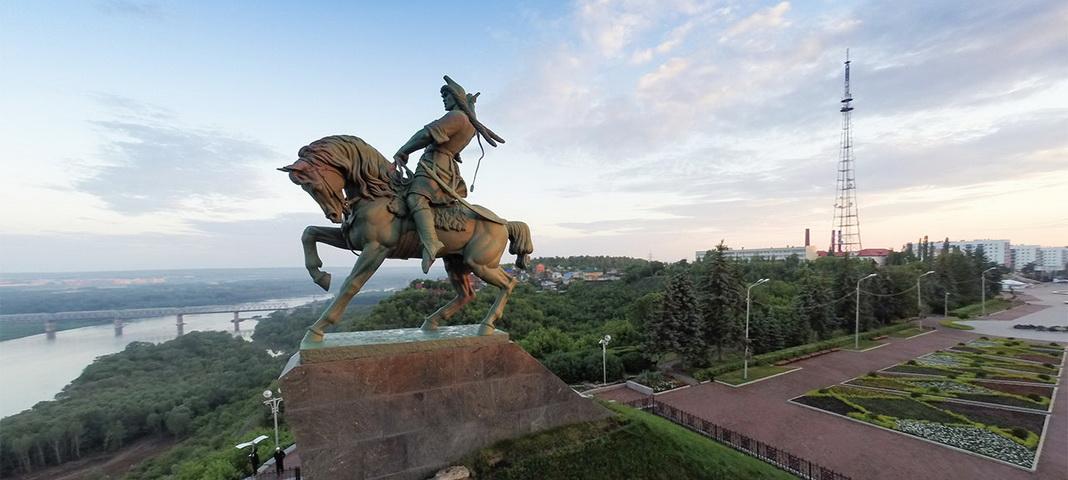 Интересные факты об уфе. история создания и развитие города