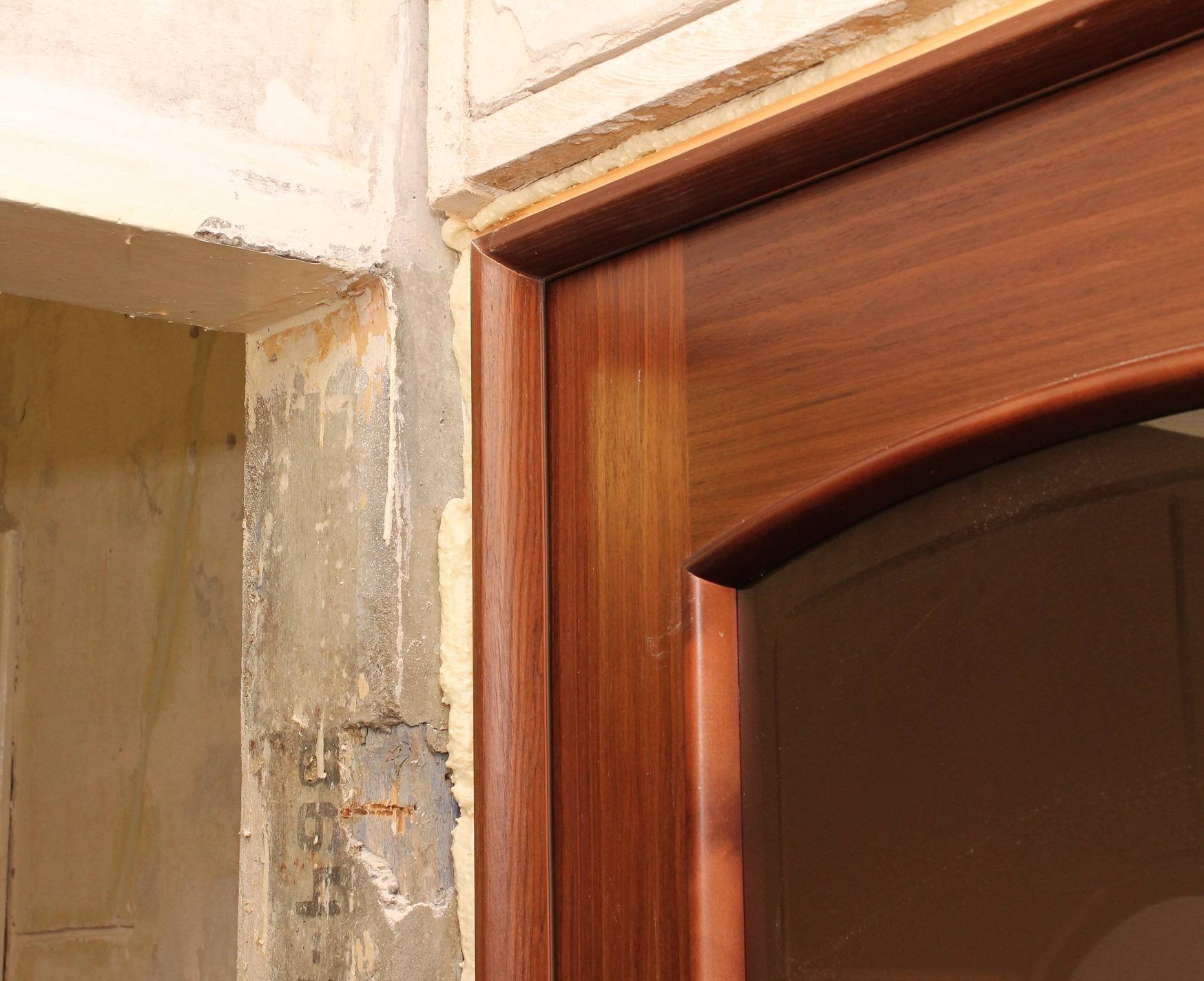 Пять способов установки доборов на межкомнатные двери