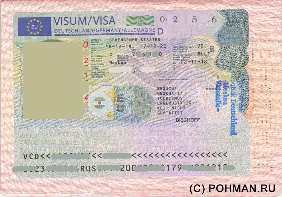 Что такое шенгенская виза и как ее получить?