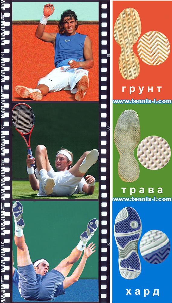 Все о теннисном корте