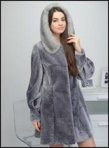 Мутон – это мех кого и модная одежда из мутона