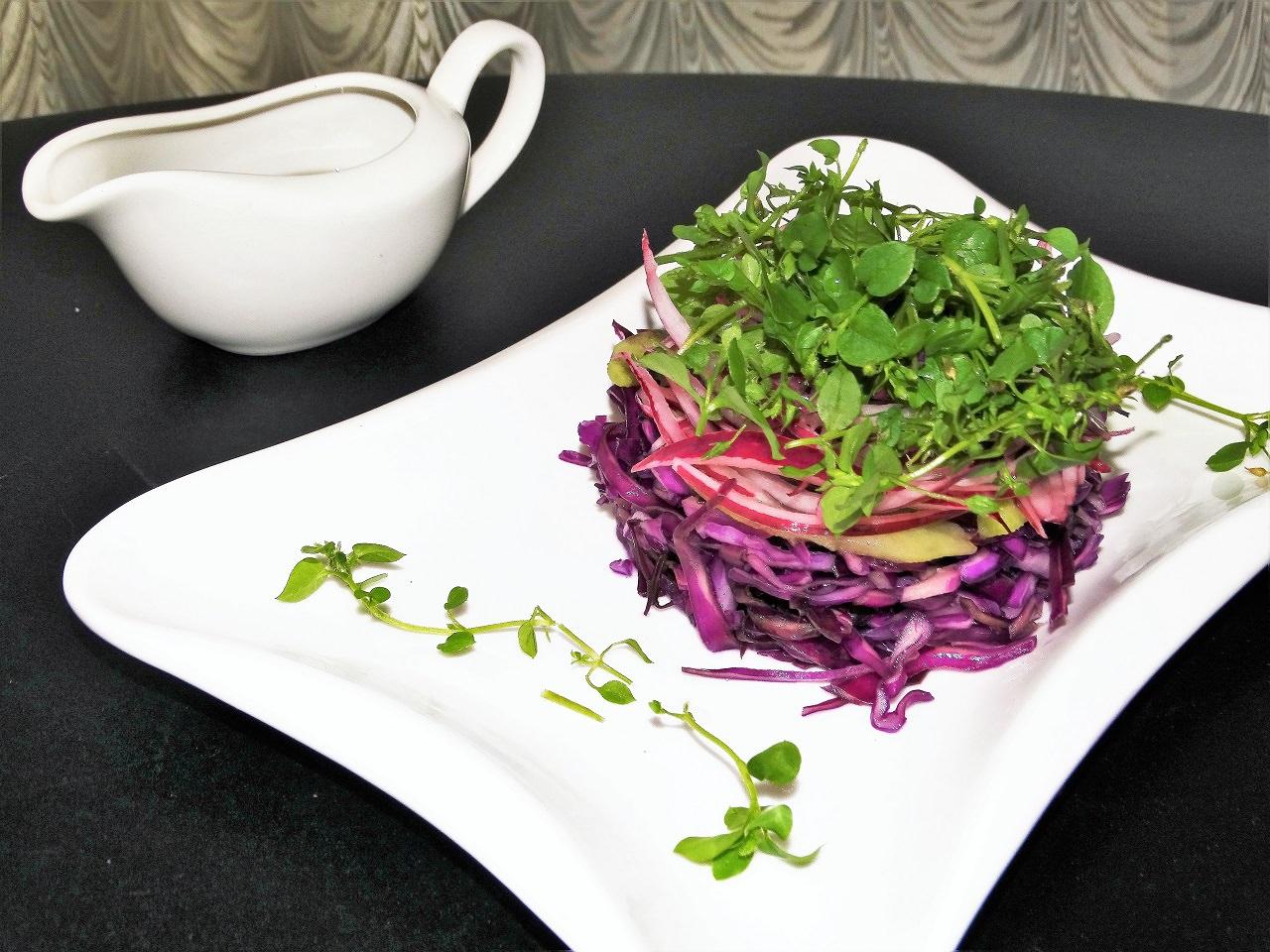 Кресс-салат: польза и вред, применение, свойства, фото