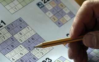 Как разгадывать судоку: правила и секреты, как играть, способы и стратегии решения   sovetguru