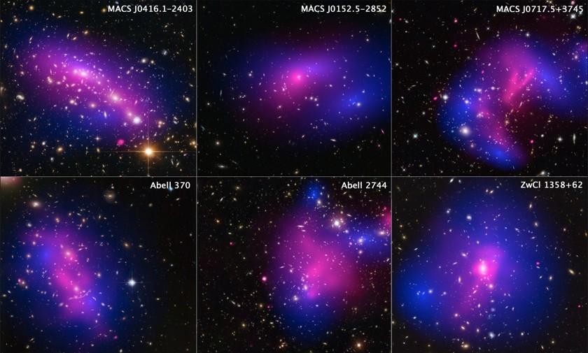Космическое пространство - межпланетное, межзвездное и межгалактическое, темная материя, воздействие на человека, исследование, милитаризация и загрязнение, правовые основы