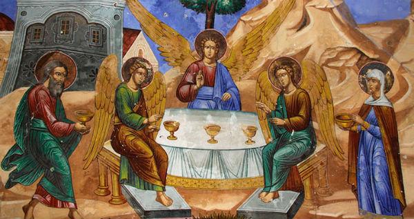 День святой троицы.  празднование и народные традиции