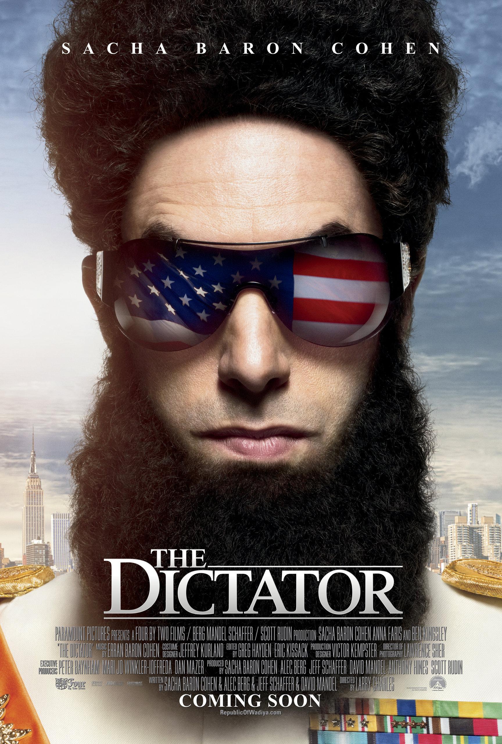 Диктатор — википедия