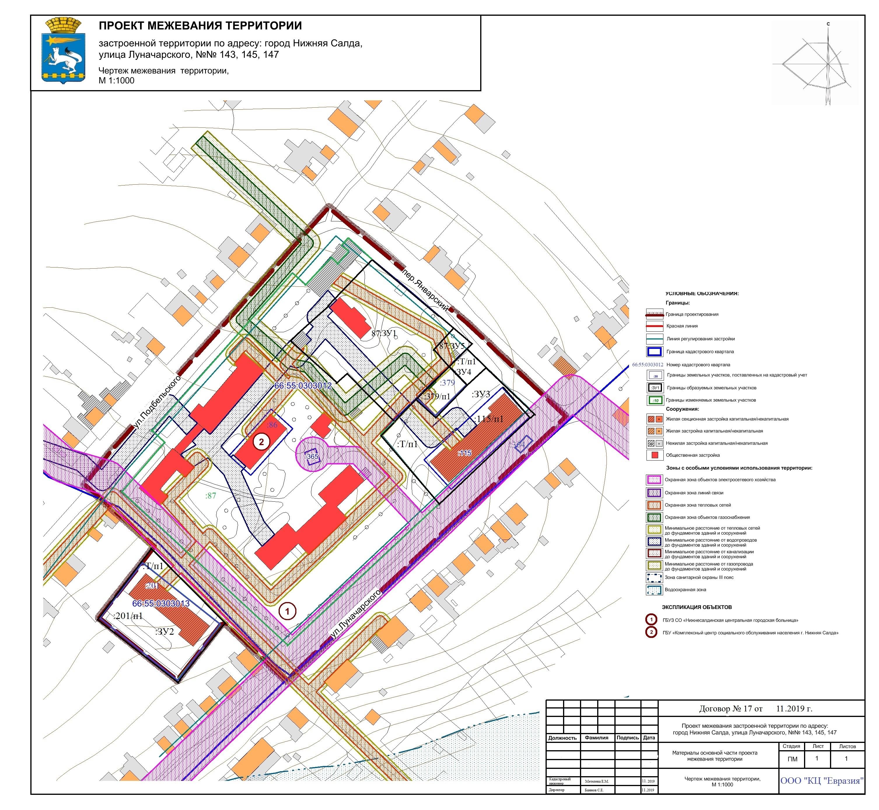 Проект планировки территории в рф