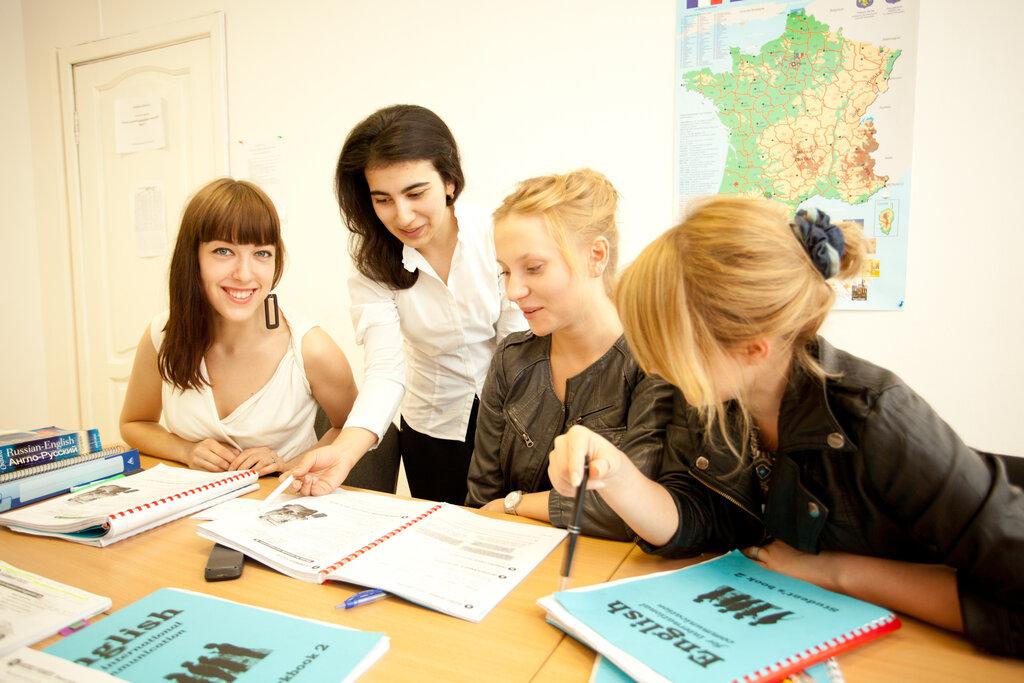 Интенсивное обучение английскому языку