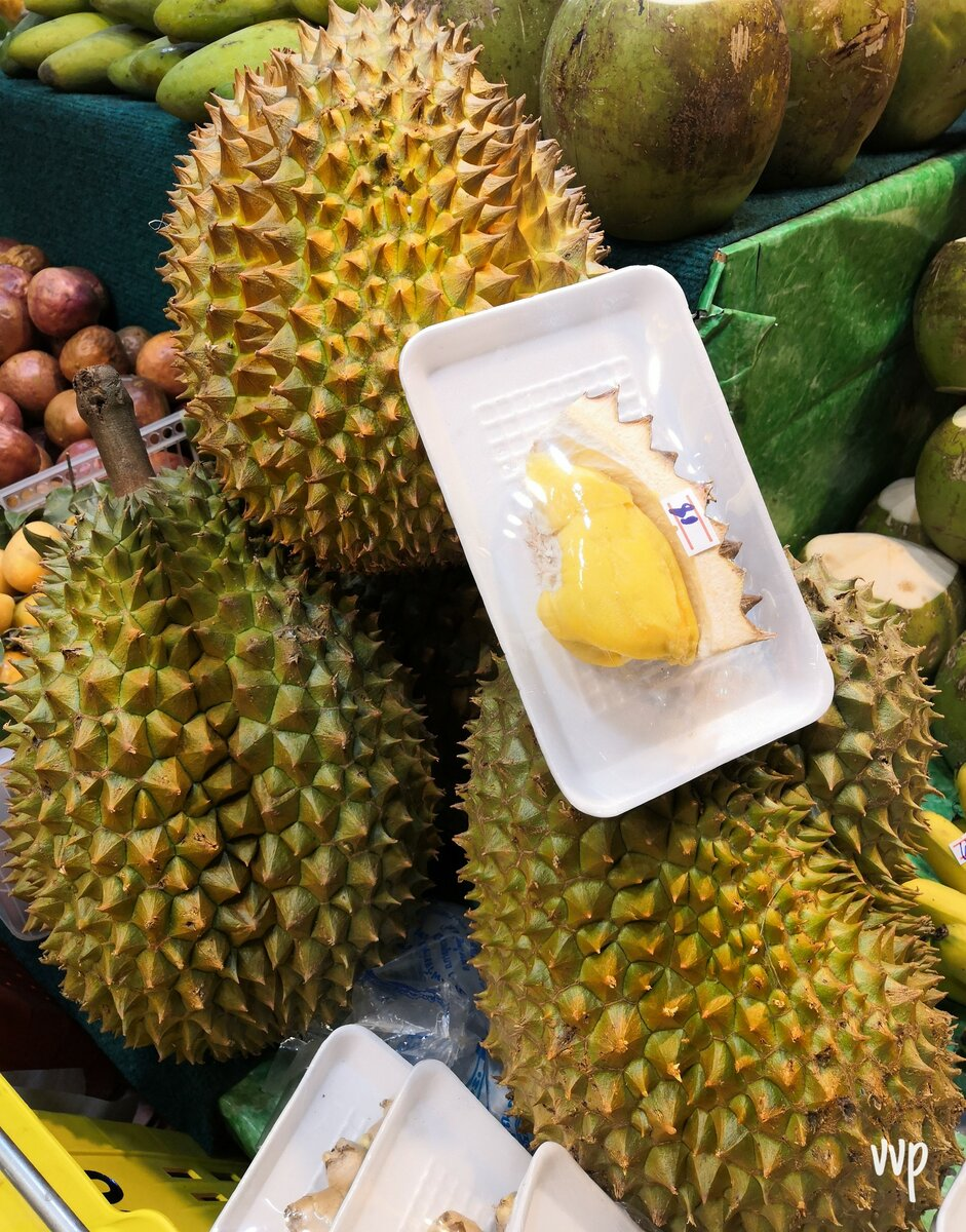 Дуриан - фото и вкус фрукта, на что похож и отзывы