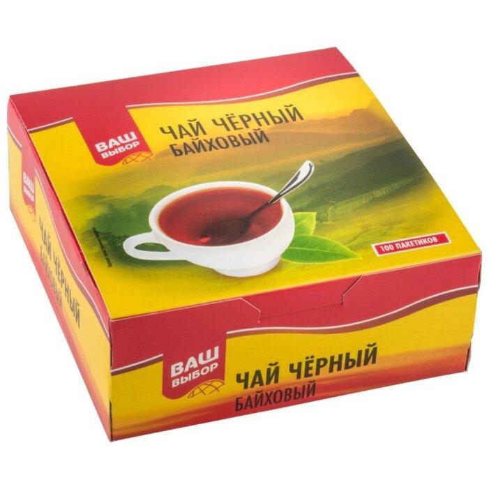 Байховый чай: калорийность, польза, рецепты приготовления