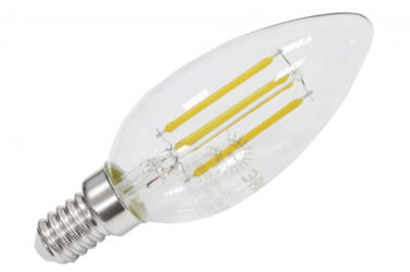 Филаментные лампы – принцип работы, преимущества