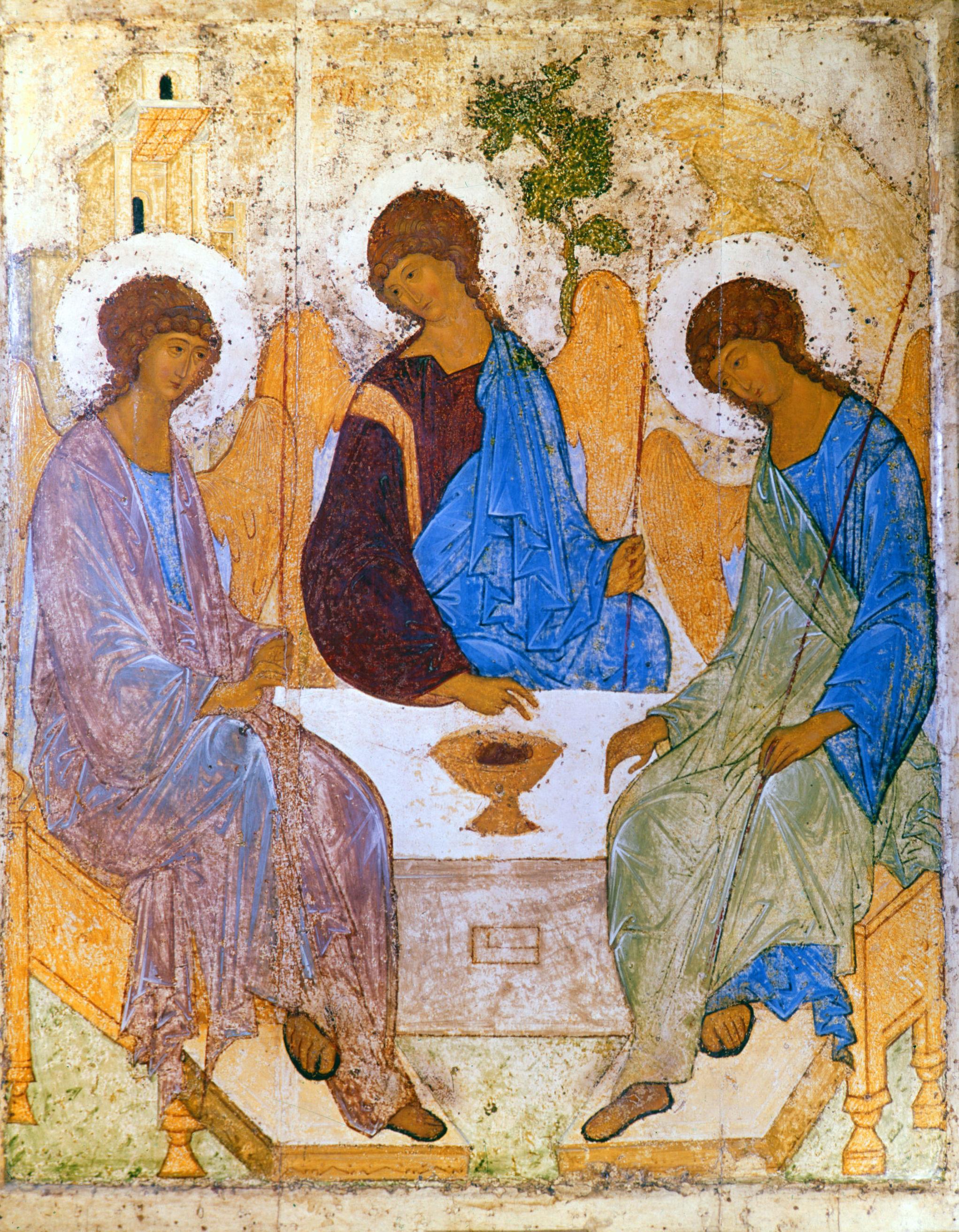 Seo заголовок: икона святой троицы | 10 икон святой троицы, значение