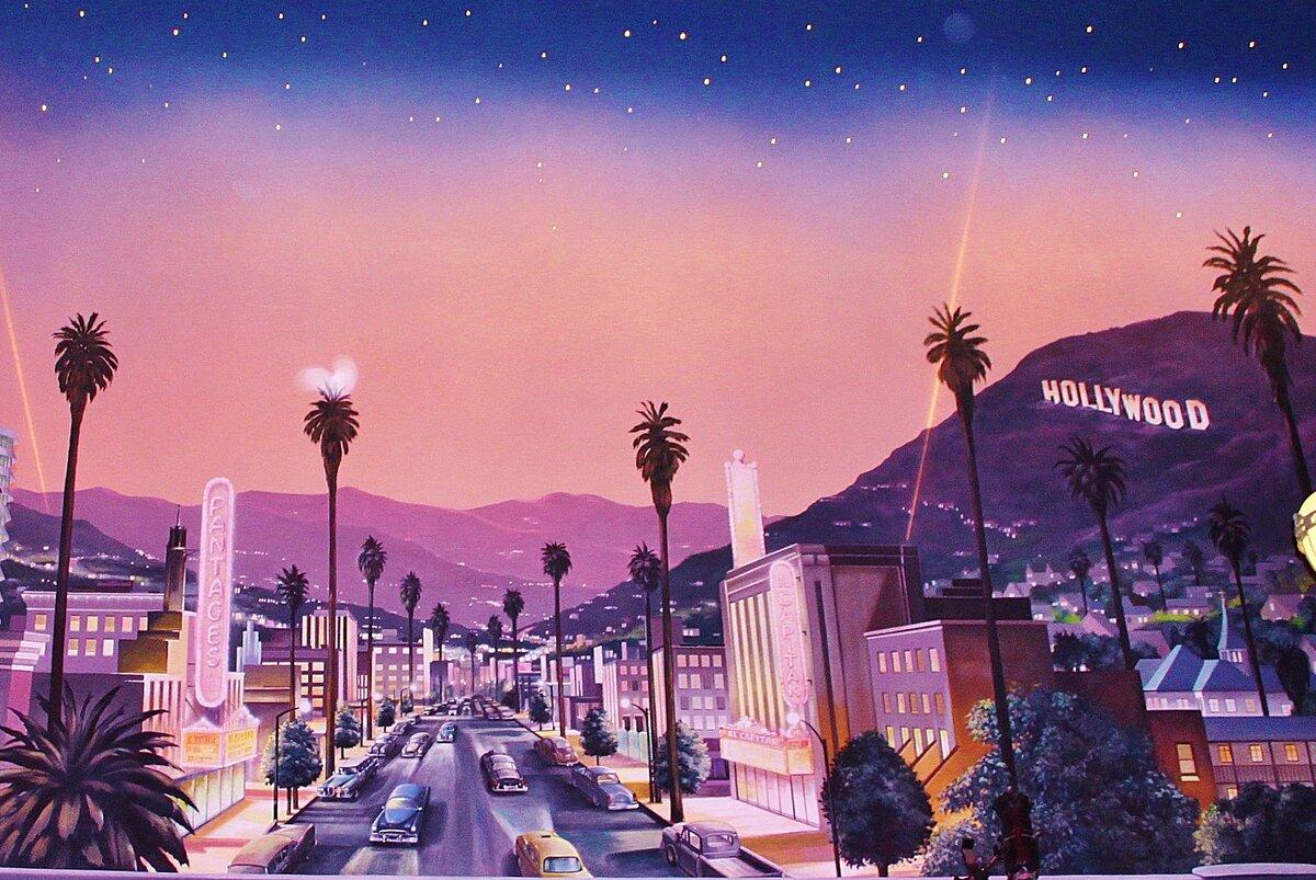 Голливуд - это район лос-анджелеса: история, достопримечательности, центр киноиндустрии