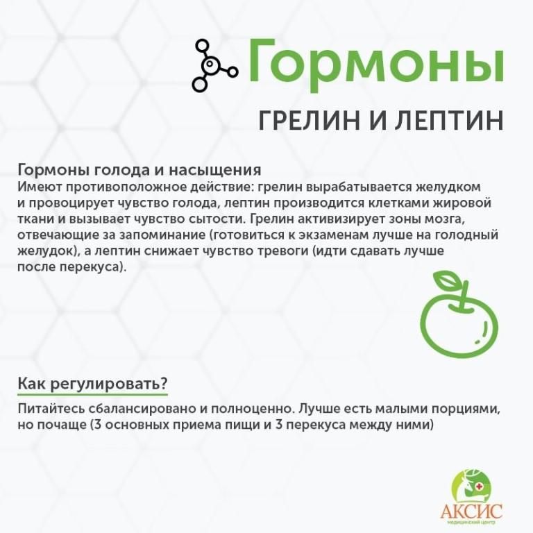 Лептин — википедия