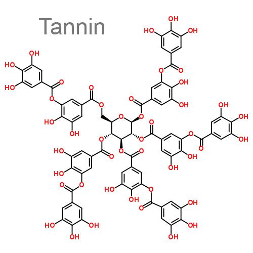 Танины — что это такое, зачем нужны, свойства, виды - нет заразе