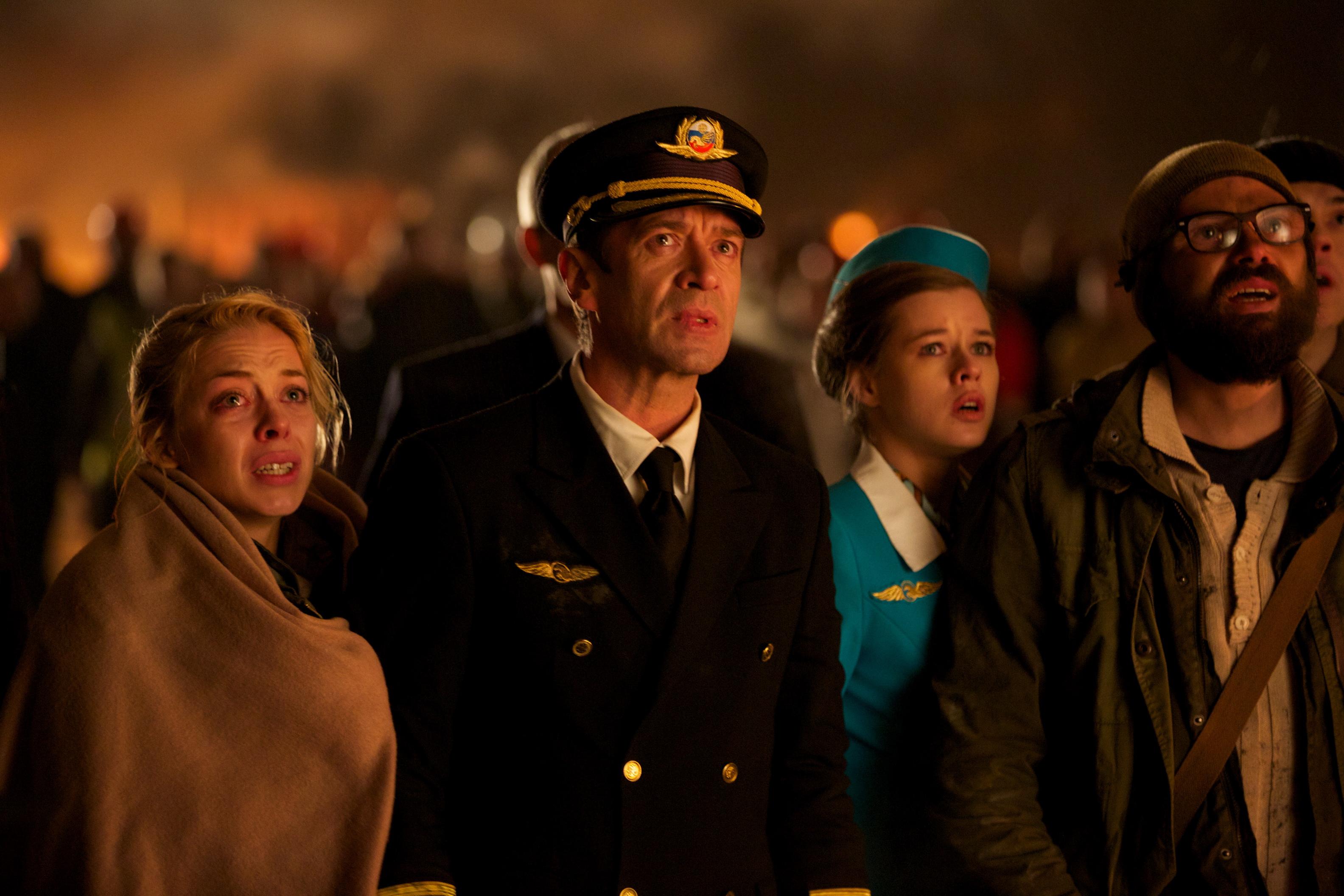 Два фильма «экипаж»: сравнение