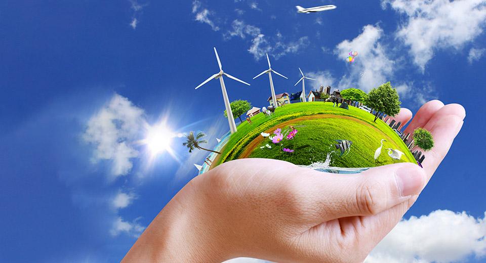 Окружающая среда — википедия