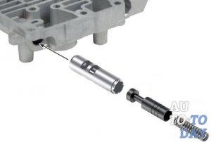 Что такое соленоид акпп: назначение клапана в коробке передач