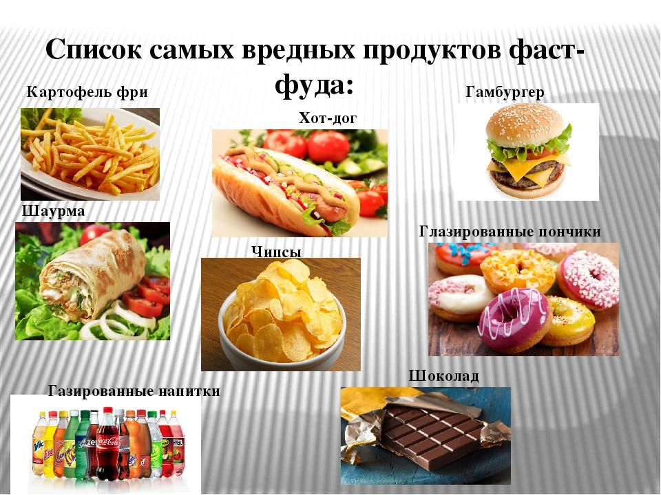 Быстрое питание