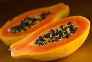 Папайя - экзотическа с неповторимым вкусом - фото фрукта