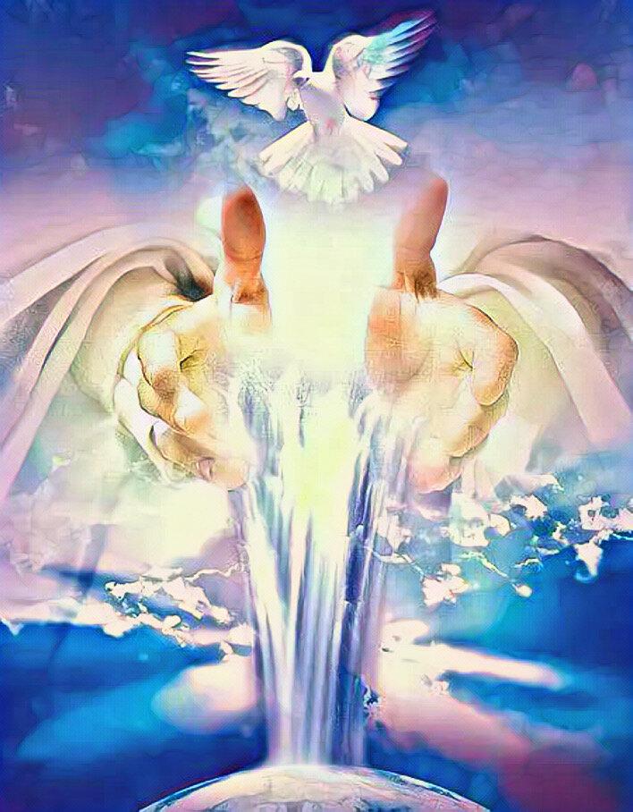Святой дух — википедия с видео // wiki 2