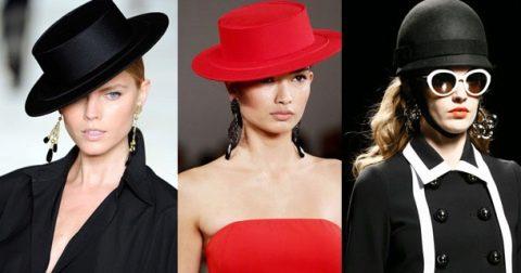 История шляпы | энциклопедия моды