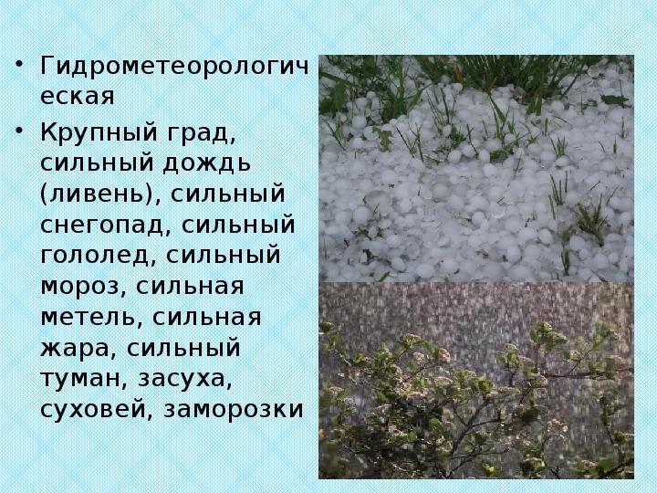 Заморозки