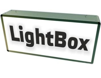 Лайтбокс яндекс такси, где купить световой короб на крышу